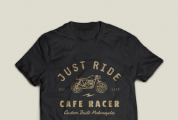Just Ride Cafe Racer